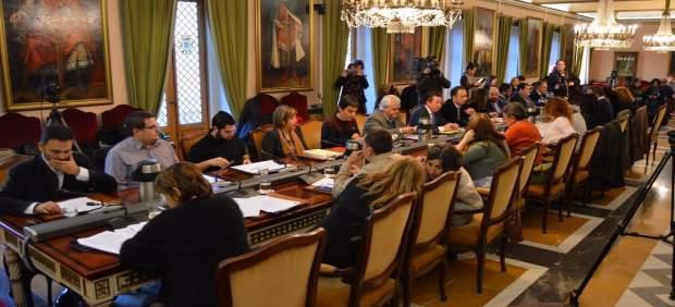 Pleno Oviedo