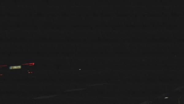 Coche cazado a 215 km/h en Salou
