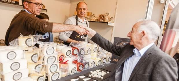 En su tercera edición, la Feria 'Sabores Almería' registró numerosas visitas.