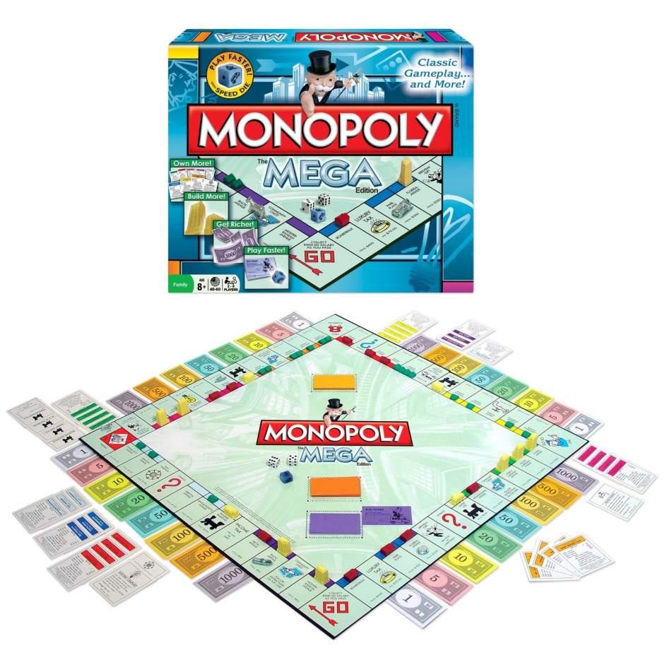 Foto Monopoly 15 Juegos De Mesa Miticos De Nuestra Infancia