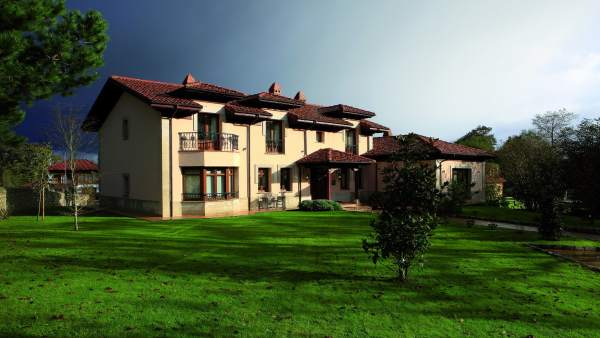 Hotel Rural Arpa de Hierba de Llanes.