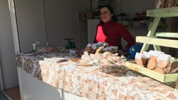Aída Sánchez es la maestra pastelera encargada de 'Las Tartas de Zélany'.