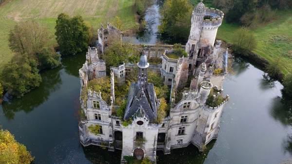 Castillo La Mothe-Chandeniers