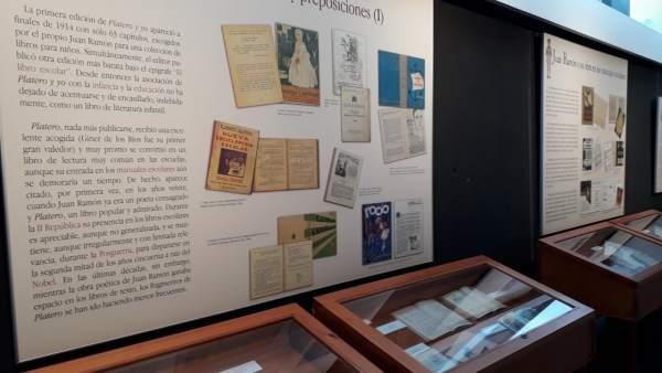 Exposición sobre Juan Ramón Jiménez