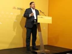 Junqueras podría ser presidente de la Generalitat desde la cárcel, según un informe de ERC