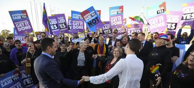 Australia matrimonio homosexual