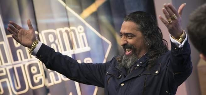 Diego El Cigala en 'El Hormiguero'