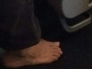 Cortarte las uñas de los pies