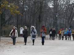 Nueve provincias estarán este domingo en aviso por bajas temperaturas, viento y olas