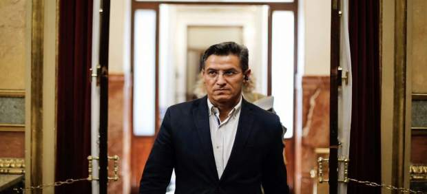 Luis Salvador, diputado del Grupo Parlamentario Ciudadanos en el Congreso