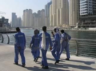 No hay pobreza en Dubái