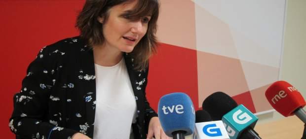 La diputada del PSdeG María Pierres