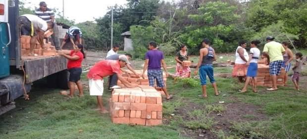 Un proyecto de El Salvador subvencionado por el Ayuntamiento de Pamplona