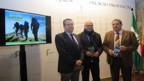 Presentación del programa 'Jaén, naturaleza capital''.