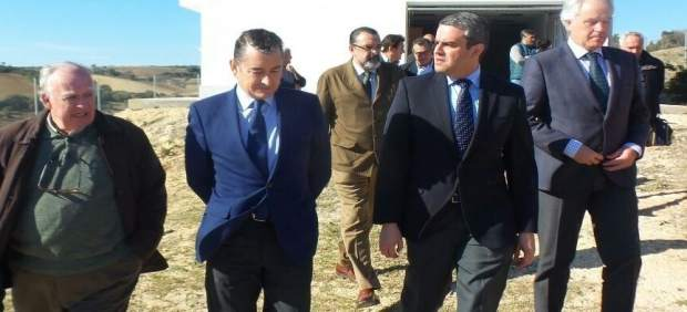 El delegado del Gobierno en Andalucía, Antonio Sanz