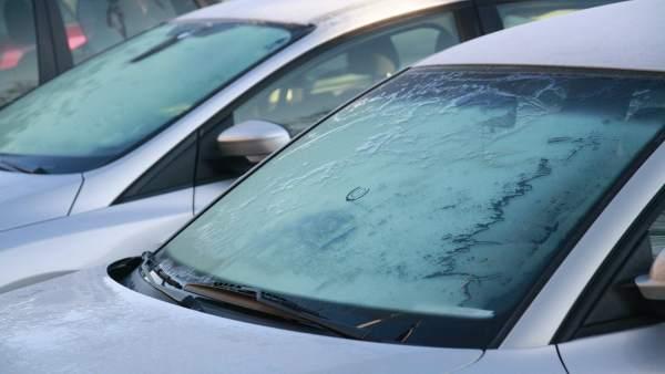 Escarcha, Helada, hielo, frio, temperaturas, temporal, nieve
