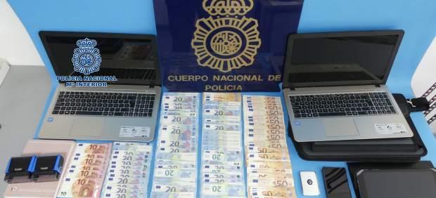 Detenido un individuo por estafas tras una denucia en Marín (Pontevedra)