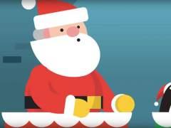 Google lanza una página de minijuegos navideños
