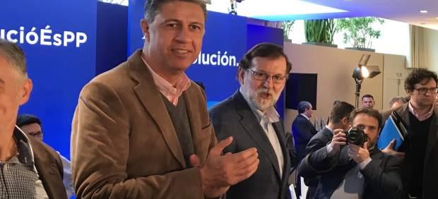 Xavier García Albiol, pte. Mariano Rajoy, PP