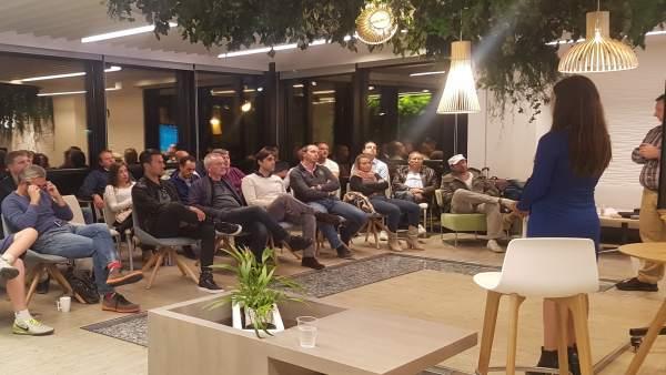 Meetup Organizado Por Cryto Marbella