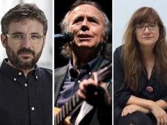 El PSOE quiere llevar a Évole, Serrat, Sardá o Coixet a la nueva comisión territorial del Congreso