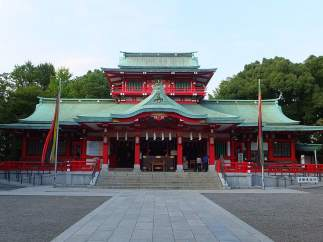 Santuario Tomioka Hachimangu