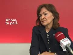 """El PSOE: """"Cualquier persona normal"""" sabe que Puigdemont no puede ser president a distancia"""