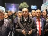 El Presidente de Aragón en la Feria Fitruf de Sarrión.