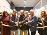 Lambán inaugura la Feria Fitruf de Sarrión.