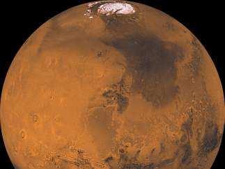 Mars, NASA JPL Malin Space Science Systems, 2006