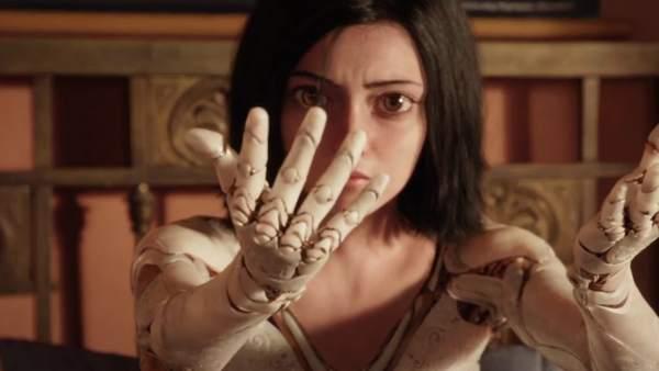 El trailer de 'Alita: Ángel de combate'