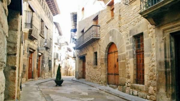 El 'pueblo más bello y bueno' de España lucha contra la despoblación