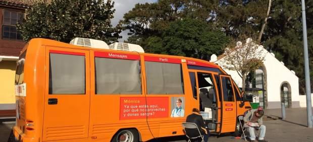 La campaña de donación de sangre del ICHH estará la próxima semana en Gran Canaria, ...