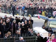 Más de un millón de franceses despiden a Johnny Hallyday