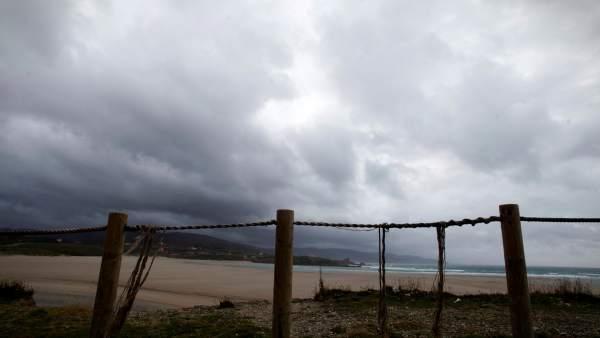 Borrasca Ana en Galicia