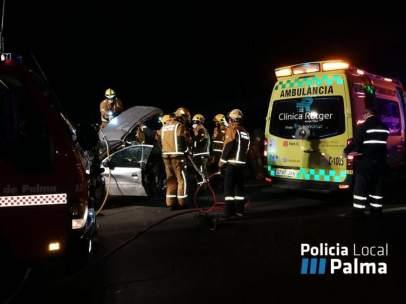 Accidente Palma
