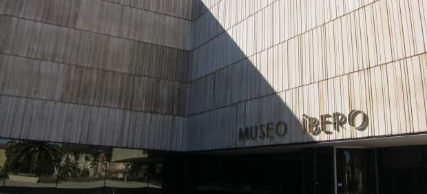 Fachada principal de Museo Íbero de Jaén.