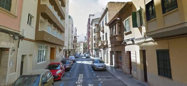 Suceso en Palma