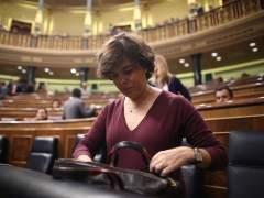 """Sáenz de Santamaría: """"Puigdemont no va a ser president"""""""