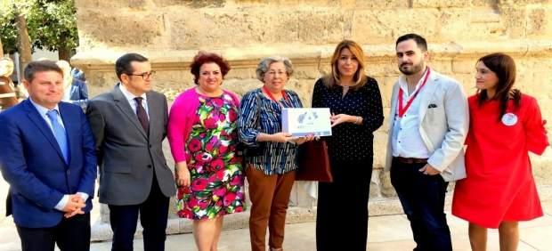 Susana Díaz formará parte del Comité de Honor