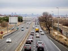 22 muertos en las carreteras españolas en el puente de la Constitución