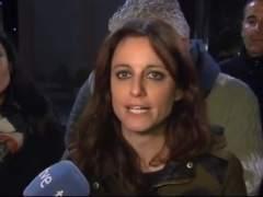 """Andrea Levy denuncia el """"acoso"""" de un grupo de independentistas"""