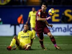 Messi y Suárez dan la victoria al Barça en Villarreal