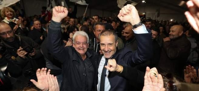 Elecciones regionales en Córcega