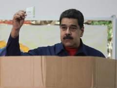 Maduro prohibirá presentarse a las presidenciales a los que boicotearon las municipales