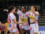 """Las Guerreras afrontan """"sin miedo"""" el reto más difícil: apear del Mundial a la favorita al título"""