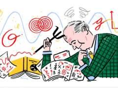 Google homenajea con un 'doodle' al Nobel de Física Max Born