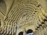 Puerta del Perdón de la Catedral de Ciudad Rodrigo (Salamanca)