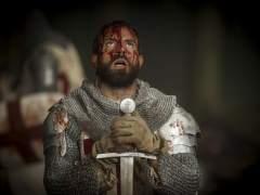 Los templarios renacen en 'Knightfall', la nueva serie de HBO