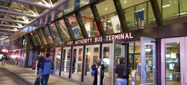 Terminal en Manhattan